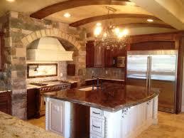 Orange Kitchen Ideas Top Tuscan Kitchen Decor Ideas