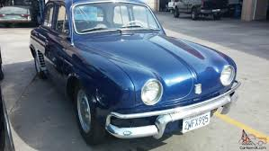 1959 renault 4cv 1959 renault dauphine french classic car