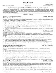 management resume skills see more samples sample management
