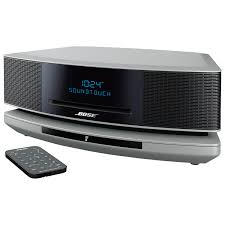 boss home theater system bose wave soundtouch iv wireless multi room music system silver