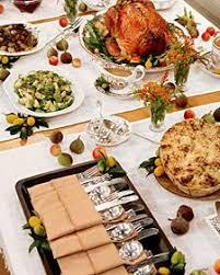 the martha stewart show 2006 thanksgiving buffet table elise