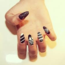 acrylic nail designs hipster best images pak fashion week the