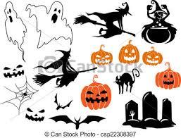 halloween theme clipart clipartxtras