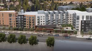 Redmond Campus Local Developer Thinks Downtown Redmond Needs 194 More Apartments