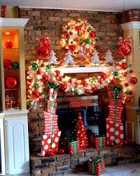 Banister Decorations For Christmas Dazzling Holiday Decor Christmas Garlands To Grin About