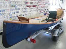 2005 adirondack guideboat for sale