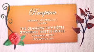 wedding invitations glasgow wedding invitations amazing muslim wedding invitations on