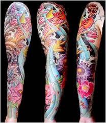 zoom tattoos koi fish tattoo sleeve
