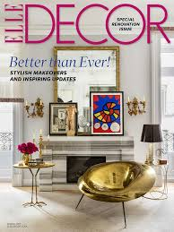 elle decor magazine march 2017 edition texture unlimited