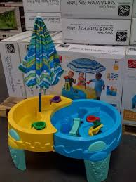 step 2 sand and water table step2 sand and water table at costco the bump