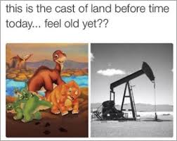 Meme Land - the land before time why your meme is wrong