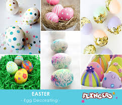 Decorate Easter Eggs Using Stickers by Decorate Easter Eggs Using Stickers Okayimage Com