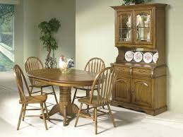 Dining Room Chairs And Benches Oak Dining Room Table With 6 Chairs And 8 For Sale Solid Sets