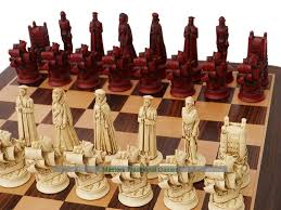berkeley chess elizabethan ornamental chess set