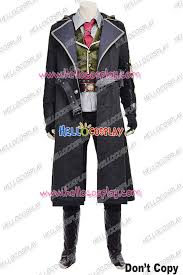 Assassins Creed Halloween Costumes Assassins Creed Syndicate Jacob Frye Uniform Cosplay Costume