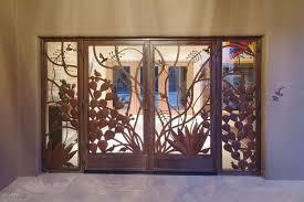 Designer Door Traditional Front Door With Glass Panel Door U0026 Exterior Stone