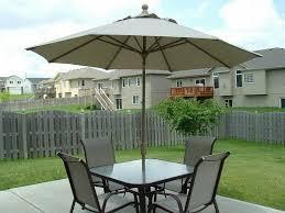 Umbrella Side Table Outdoor Table With Umbrella Hole Karimbilal Net