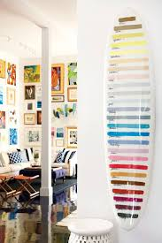 388 best beach home decor images on pinterest home surfer color swatch surf board