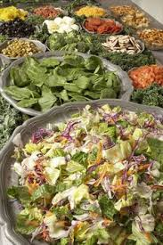 Buffet Salad Bar by Our Chefs Will Work Their Magic Right In Front Of You With Our