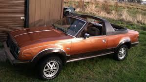 1981 amc eagle sundancer convertible automotive rarity