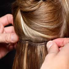 hair weaves for thinning hair ways to deal with hair falling out