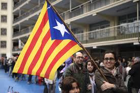 Estelada Flag Barcelona Furious As Spanish Government Bans Catalan Flags At Copa