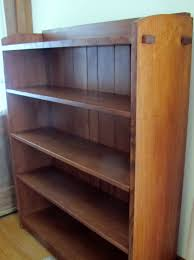 Arts Crafts Bookcase Gallery Simmons Construction