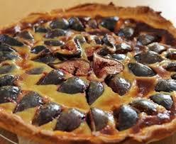 cuisiner les figues tarte aux figues fraîches recette de tarte aux figues fraîches
