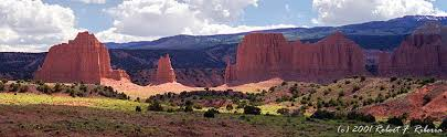 Landscape Rock Utah by Utah Red Rocks