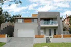 sloping blocks homes plans home plan