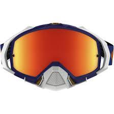 oakley new mx airbrake high oakley mayhem pro mx shockwave blue orange fire iridium goggles