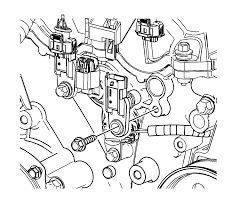 repair instructions camshaft position sensor replacement bank
