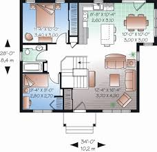 ranch style house plan 2 beds 1 00 baths 880 sq ft plan 23 2199