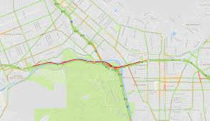 Sigalert Com Los Angeles Traffic Map by Barstow Ca Road Conditions With Driving And Traffic Flow