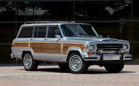 2018 jeep grand wagoneer woody specs redesign usa car driver