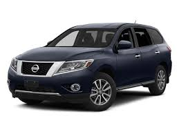 pathfinder nissan 2014 2014 nissan pathfinder price trims options specs photos