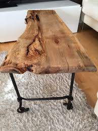 Hairpin Legs Los Angeles by Live Edge Table With Hairpin Legs Live Edge Coffee Table With
