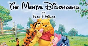 winnie pooh characters u0026 mental disorders