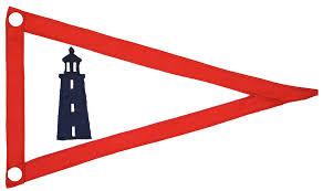 Create Your Own Flag Create Your Own U S Lighthouse Service Pennant Us Lighthouse