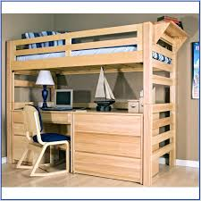 Bunk Beds With Dresser Underneath Loft Bed With Dresser Underneath Plans Building Plans For Bunk