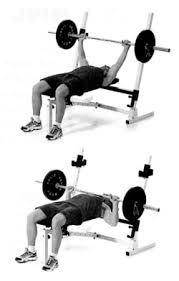 Bench Press Lock Elbows Make The Bench Press Work Harder For You Men U0027s Health Singapore