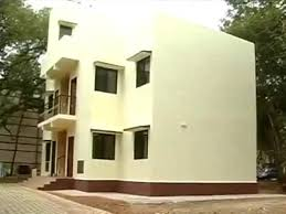 Home Design 10 Lakh Iit Builds Rs 6 Lakh Miracle Home