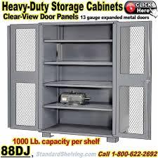 heavy duty steel storage cabinets mesh door heavy duty steel storage cabinets