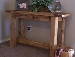 ana white console table ana white tryde console table diy projects for ana white sofa
