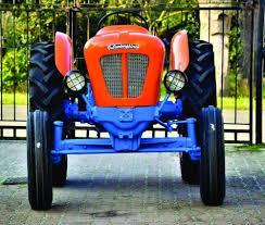 vintage lamborghini tractor 1959 lamborghini dla 35 super a rugged rudimentary hemmings