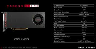 full details revealed amd radeon rx 470 and rx 460 specs and