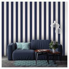 self adhesive wallpaper blue tempaper self adhesive removable wallpaper stripes navy target