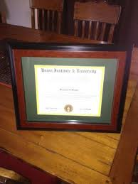 diploma frame size side businesses for