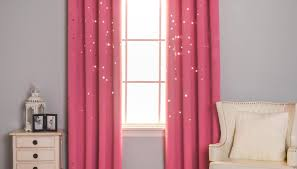 Gingham Curtains Pink delightfully curtain panels tags sheer pink curtains ready made