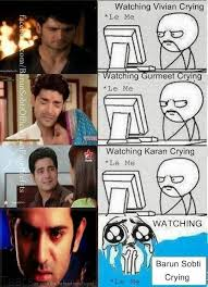 Serial Meme - funny pictures for you funny indian saas bahu tv serial drama soaps